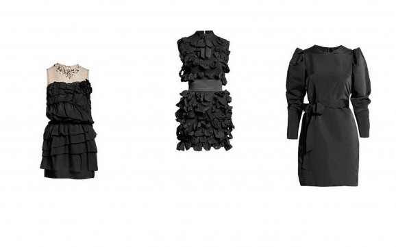 H&M Lanvin - Little Black Dress