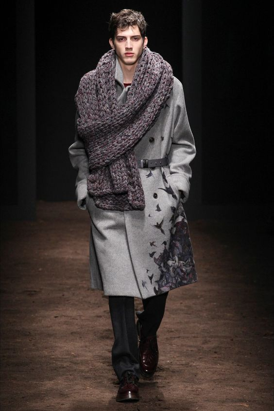 Salvatore Ferragamo Fall Winter 2015 Men's Milan Fashion Week