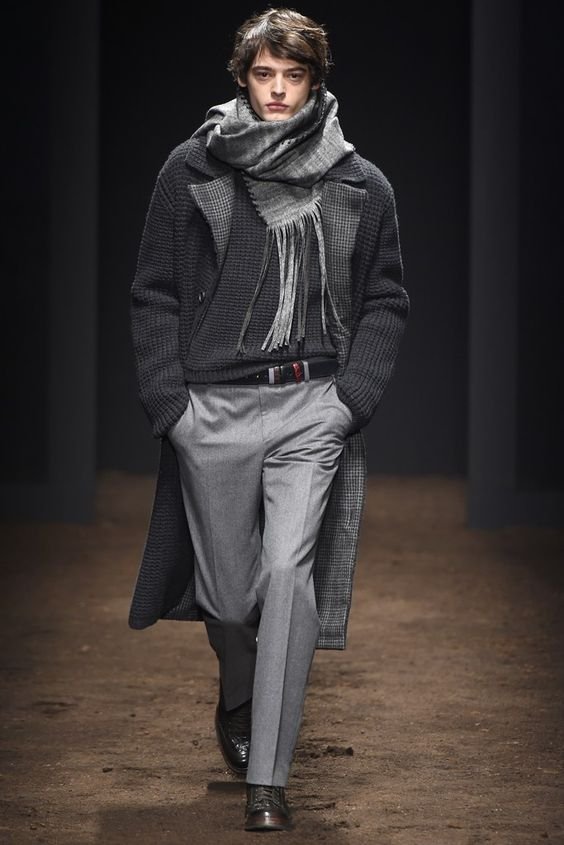 Salvatore Ferragamo Fall Winter 2015 Men's Milan Fashion Week2